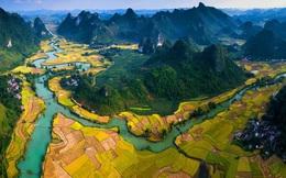 Báo quốc tế bình chọn những địa điểm du lịch hoành tráng nhất thế giới, xem đến cảnh đẹp của Việt Nam lại càng tự hào hơn