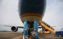 Chuyến bay 'giải cứu' lao động tại Guinea Xích đạo hạ cánh ở Vân Đồn?