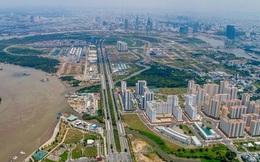 TP HCM: Kết thúc hợp đồng trước thời hạn 6 lô đất ở Thủ Thiêm