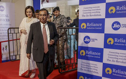 Tỷ phú Ấn Độ lần đầu lọt top 5 người giàu nhất hành tinh