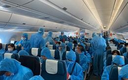 Chuyến bay đầu tiên đưa gần 270 công dân Việt Nam từ Cuba về nước