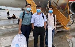 Ekip bác sĩ Bệnh viện Chợ Rẫy tức tốc ra Đà Nẵng hỗ trợ điều trị cho bệnh nhân 416 nhiễm COVID-19