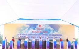 Khởi công tuyến đường ven biển 520 tỷ nối Thanh Hoá với Cửa Lò