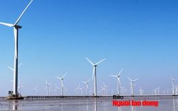 Thêm tin vui từ điện gió ở Bạc Liêu