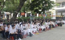 Toàn bộ học sinh Đà Nẵng thi tốt nghiệp THPT được rà soát sức khỏe, sẵn sàng bàn ghế giãn cách