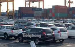 Ô tô nhập khẩu giảm gần 40.000 chiếc so với cùng kỳ 2019