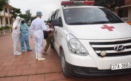 Nghệ An: Kết quả xét nghiệm lần 1 của nữ cán bộ y tế từng khám cho bệnh nhân 418