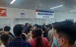 Vụ tai nạn thảm khốc ở Quảng Bình: Hàng trăm đoàn viên thanh niên xếp hàng chờ hiến máu