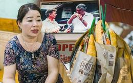 """Bà chủ tiệm Bánh mì Phượng nói về 20 năm khiến bạn bè quốc tế ca ngợi ẩm thực Việt, nhưng khi thành công thì vô vàn điều tiếng """"ôi sao lại Tây hóa"""" chiếc bánh của quê hương!?"""