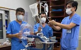 Hàng chục chuyên gia hàng đầu hội chẩn 2 ca bệnh nặng, nguy cơ tử vong cao