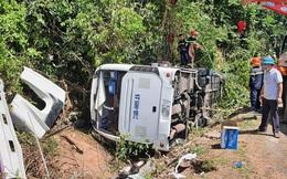 Vụ tai nạn ô tô khiến 15 người tử vong: Tài xế có nồng độ cồn trong máu
