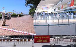 Toàn cảnh Đà Nẵng ngày đầu cách ly xã hội: Bãi biển không bóng người, bến xe dừng hoạt động