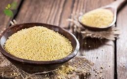 4 loại gạo, 1 loại ngũ cốc này có tác dụng giúp ngủ ngon, bảo vệ gan, bổ máu, kiểm soát đường huyết và tăng tuổi thọ