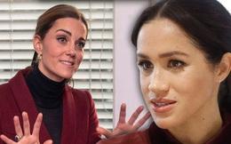 Công nương Kate thông qua bạn bè đáp trả những cáo buộc của Meghan Markle, tiết lộ những thông tin được giấu kín