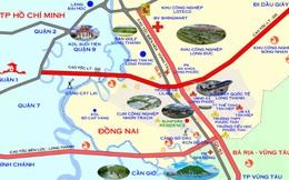 """""""Thành phố"""" sân bay Long Thành - Trọng tâm thúc đẩy tăng tưởng của bất động sản phía Đông Sài Gòn"""