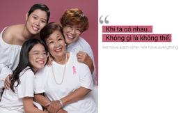 Này ung thư, chọn nhầm gia đình rồi nhé: Thông điệp ấn tượng từ những người lạc quan đối mặt với bệnh tật
