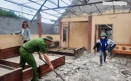 Liên tục xảy ra 5 trận động đất trong tối 28/7 tại Mộc Châu