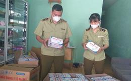 Đà Nẵng: Thu giữ hơn 22.000 khẩu trang y tế không nguồn gốc