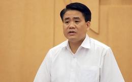 Chủ tịch Nguyễn Đức Chung: Test nhanh Covid-19 hơn 21.000 người về từ Đà Nẵng