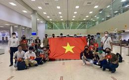 Đưa khoảng 200 công dân Việt Nam từ Sri Lanka và Bangladesh về nước