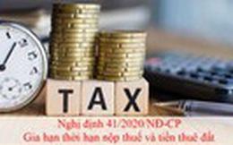 Đề nghị gia hạn tiền thuế sắp hết hạn nhưng số hồ sơ còn ít