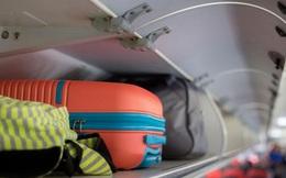 Tại sao mỗi hành khách thường chỉ được mang tối đa 7kg hành lý xách tay khi lên máy bay?