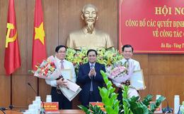 Bộ Chính trị điều động, phân công 2 Ủy viên Trung ương
