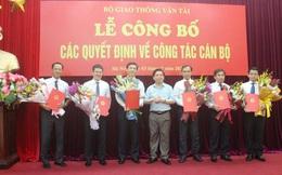 Bộ GTVT bổ nhiệm nhiều lãnh đạo chủ chốt