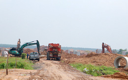 Hoàn thành giải phóng mặt bằng và dự kiến khởi công sân bay Long Thành vào quý 2/2021