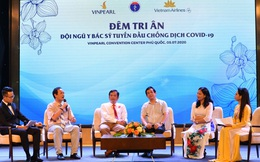 Vinpearl, Vietnam Airlines tặng 5.000 kỳ nghỉ 5 sao trọn gói tri ân lực lượng y tế tuyến đầu