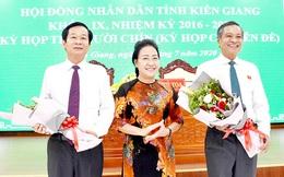 Ông Đỗ Thanh Bình giữ chức Chủ tịch UBND tỉnh Kiên Giang