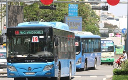 TP HCM: Hàng ngàn tỉ đồng trợ giá xe buýt giai đoạn 2011-2016 vẫn chưa được quyết toán