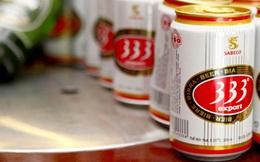 """Rơi vào thế """"gọng kìm"""", năm 2020 Sabeco (SAB) sẽ sớm """"xuất ngoại"""" thương hiệu bia 333 và Saigon"""