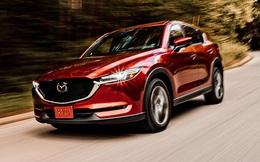 Mazda CX-5 sẽ được thay thế bằng Mazda CX-50 dùng dẫn động cầu sau