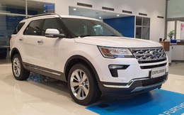 Ford Explorer liên tục giảm giá, xuống mức thấp kỷ lục 1,9 tỷ đồng