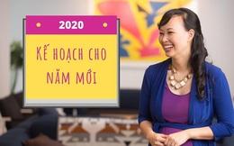 Sinh con chưa bao lâu, Shark Linh đã sớm đăng đàn hướng dẫn dân công sở những điều nhất định phải làm trong năm mới