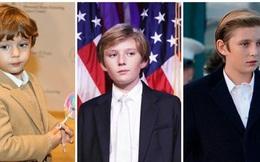 Barron Trump: Từ thiên thần sinh ra đã ngậm thìa bạc đến tiểu soái ca đốn gục trái tim hàng triệu người hâm mộ