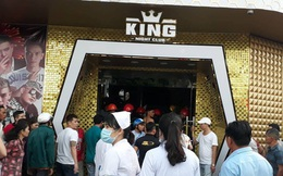 Sập trong vũ trường King Night Club, nhiều người bị thương, mắc kẹt, công an đang phong tỏa, giải cứu