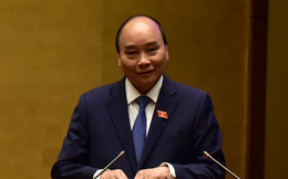 Thủ tướng trả lời chất vấn về chỉ tiêu GNI