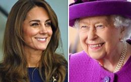 """Nữ hoàng Anh được cho là """"ngưỡng mộ"""" cháu dâu Kate ở một điểm mà Meghan Markle không có được"""