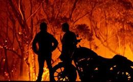 Cháy rừng ở Úc nóng đến nỗi tạo ra cả sấm và chớp giật đùng đùng