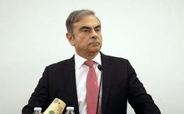 Cựu chủ tịch Nissan lần đầu xuất hiện công khai sau khi trốn khỏi Nhật