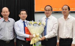 Thành ủy TPHCM có tân Trưởng Ban Nội chính
