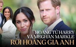 Hoàng tử Harry và Meghan Markle: Chuyện nàng Lọ Lem bước chân vào Hoàng tộc tạo nên bao sóng gió rồi dắt tay Hoàng tử rời bỏ lâu đài