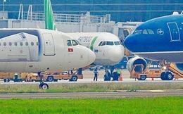"""Thay đổi trong """"miếng bánh"""" thị phần hàng không Việt hiện nay"""