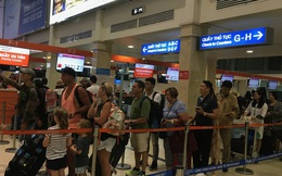 Vé máy bay Tết các tuyến TP HCM - Hà Nội, Đà Nẵng vẫn còn