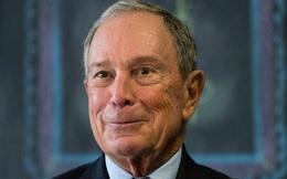 """Tỷ phú Bloomberg: """"Tôi sẽ dành toàn bộ tài sản để đánh bại ông Trump"""""""