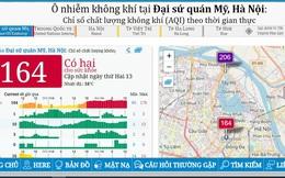 Hà Nội tái ô nhiễm không khí