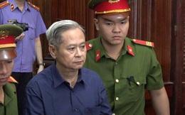 Cựu Phó Chủ tịch UBND TPHCM Nguyễn Hữu Tín chấp nhận phán quyết của tòa án