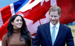 """Meghan Markle """"muối mặt"""" khi bị tờ báo hàng đầu Canada dội gáo nước lạnh, khẳng định cặp đôi hoàng gia không được chào đón tại đây"""